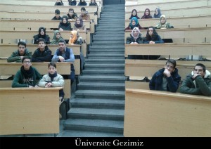 Üniversite Gezimiz