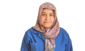 Ayşe İlbay - Destek Hizmet Personeli