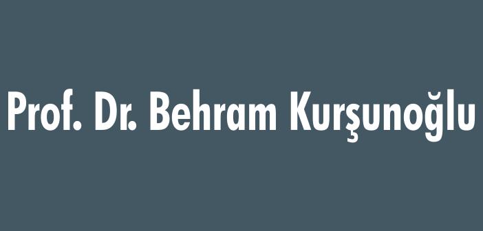 behram-kursunoglu