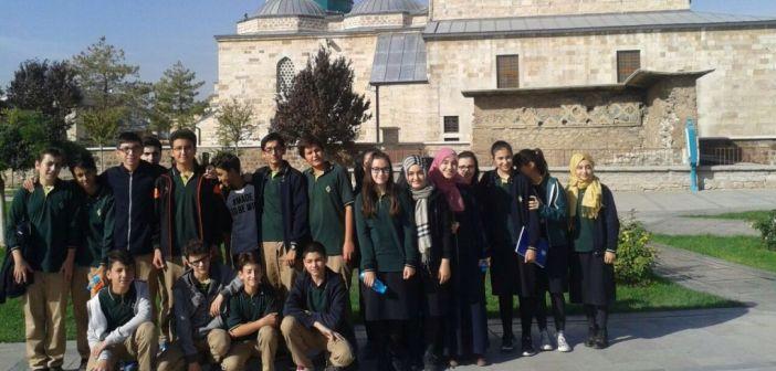 Özel Enderun Liseleri  Ülkemizi Sevdirmeye Kendi Şehrinden   Başladı
