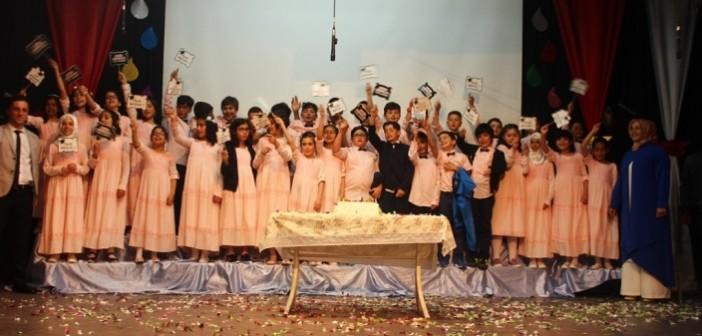 İlkokulu Hayatının Sonu, Ortaokulu Hayatının Başlangıcı