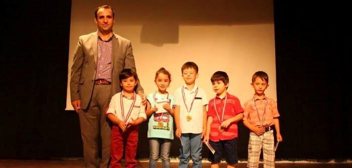 Gençlik Eğitim Kurumlarından Bilişsel Oyun Şenliği Ödül Töreni