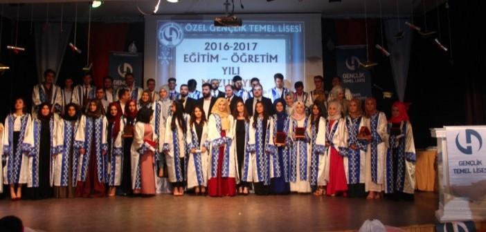 Özel Gençlik Temel Lisesi Mezuniyet Programı