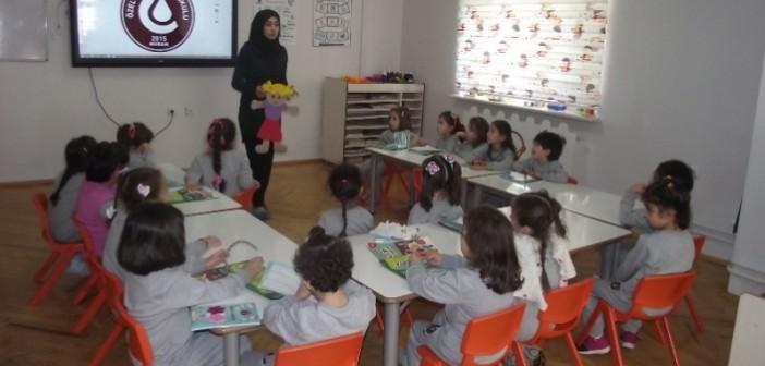 Özel gençlik Anaokulunda Mahremiyet Eğitimi