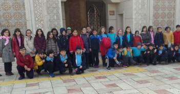 4.Sınıflar İstiklal Harbi Şehitlik Müzesi'nde