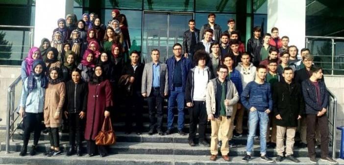 Özel Enderun Öğrencilerini Meslek Tanıtımları Çerçevesinde Kto Karatay Üniversitesi'ne Götürdü
