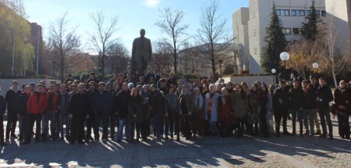 Enderunlu Öğrenciler Ankara'da