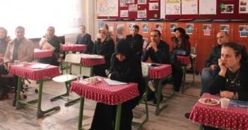 Özel Gençlik İlkokulu 1. Sınıflar Değerlendirme Toplantısı