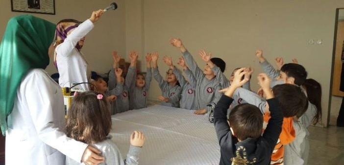 Özel Gençlik Anaokulu 1. Sınıf Oryantasyon Programında