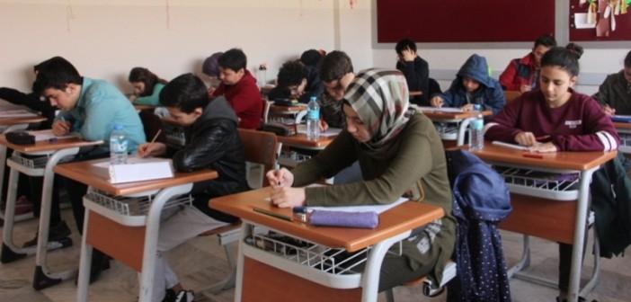Gençlik Bahar Sınavı Yapıldı