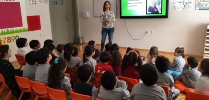 Özel Gençlik Anaokulunda Diyabet Eğitimi