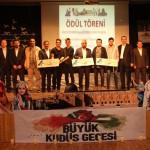 İlk Kıbleden Haber Var, Genç Karakter ve Ailemle Efendimiz'in İzinde Yarışmalarınının Ödül Töreni Yapıldı (1)