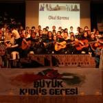 İlk Kıbleden Haber Var, Genç Karakter ve Ailemle Efendimiz'in İzinde Yarışmalarınının Ödül Töreni Yapıldı (3)