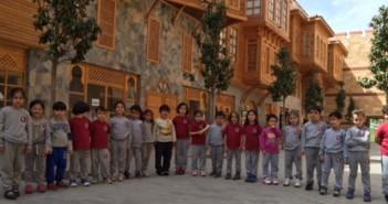 Özel Gençlik Anaokulu Ecdat Parkında