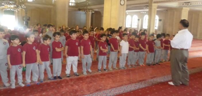 Özel Gençlik Anaokulu Hacıveyiszade Camisinde