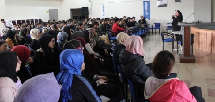 Özel Enderun Öğrencilerine Diyabet Eğitimi Verildi