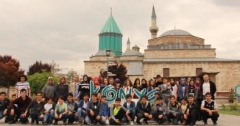 Gençlik'te Konya Gezisi