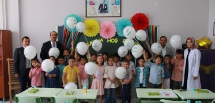 Özel Gençlik İlkokulu 1.Sınıf Oryantasyon Programı