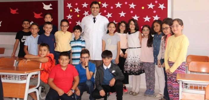 Gençlik Ortaokulu'nda 5. sınıf Oryantasyon Programı