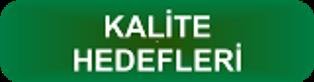 KALİTE HEDEFLERİ
