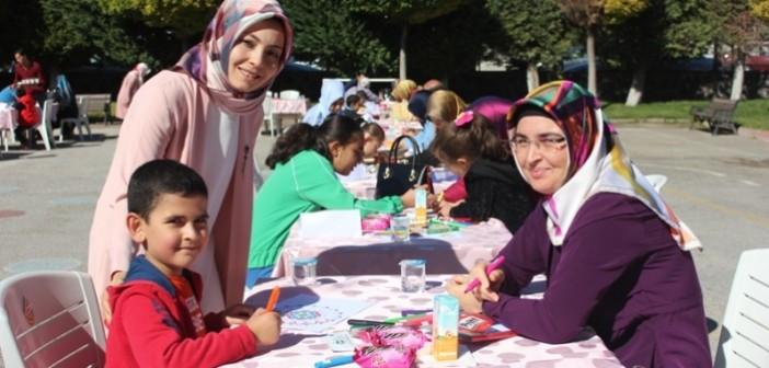 Gençlik'te Aile Katılımı Etkinliği