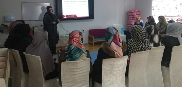 Özel Gençlik Anaokulunda Uygulanan Kuran-ı Kerim Programı Tanıtıldı