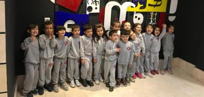 Özel Gençlik Anaokulu Öğrencileri Selçuk Üniversitesinde