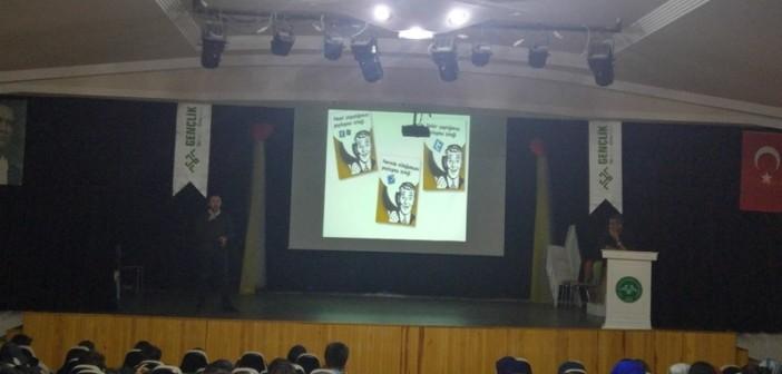 Gençlik`te Siber Suçlarla Mücadele ile Güvenli İnternet Kullanımı Semineri