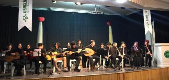 Enderun Liseleri Orkestrası ile Müzik Dinletisi