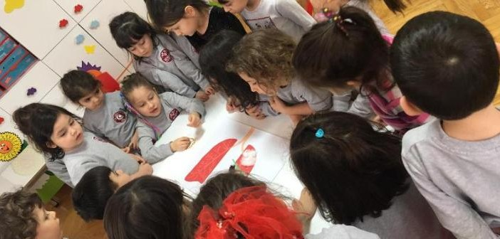 Özel Gençlik Anaokulu'nda Yeşilay Haftası Kutlandı