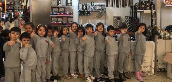 Gençlik Anaokulu El Sanatları Sergisinde