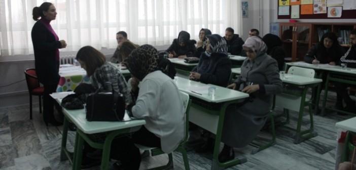 2018-2019 Eğitim Öğretim Yılı 2. Dönem Veli Toplantısı Düzenlendi