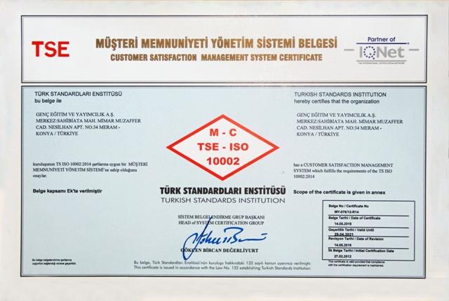10002-2014 Müşteri Memnuniyeti Yönetim Sistemleri (2)