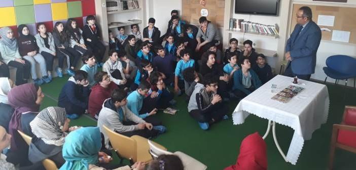 Tarihçi Yazar Metin Özdamarlar ile Söyleşi 22.03.2019 (5)