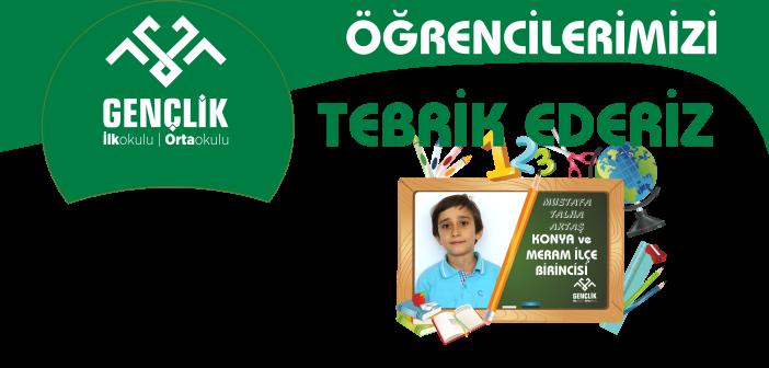 Gençlik'te 4.Sınıf Türkiye Geneli Deneme Sınavı