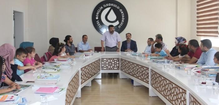 Milli Eğitim Bakanı Danışmanı Sn.Ekrem Toklucu Okulumuzu Ziyaret Etti