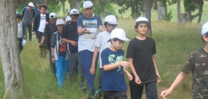Gençlik İzcilik Kampında