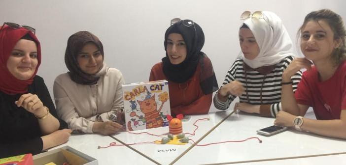 Gençlik Anaokulunda Yeni Dönem Heyecanı..