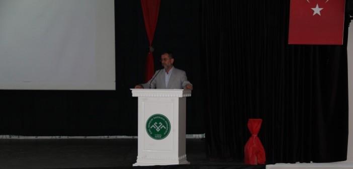 Kurucu Temsilcimiz Muharrem Turşucu'nun 2020-2021 Eğitim Öğretim Yılı Mesajı