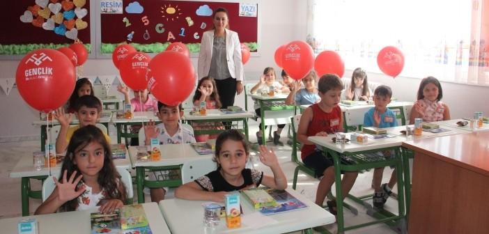 Gençlik İlkokulu 1.Sınıf Uyum Eğitimi