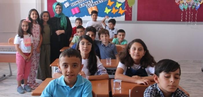 Gençlik Ortaokulu 5. Sınıf Uyum Eğitimi