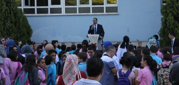 Gençlik'te İlköğretim Haftası Coşkuyla Kutlandı