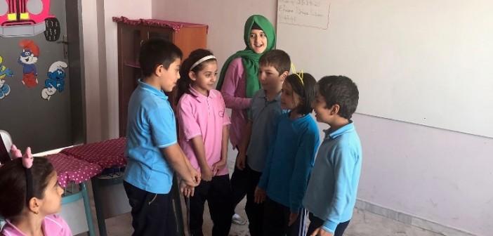 3.Sınıflar Okul Kuralları Etkinliği