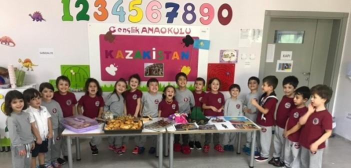 Özel Gençlik Anaokulu Dünya Çocuk Gününü Kutladı