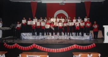 Gençlik'te Cumhuriyet Bayramı