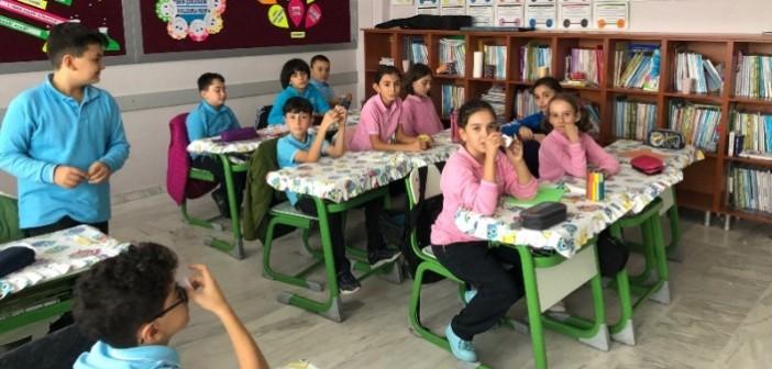 4.Sınıflar Okul Kuralları Etkinliği