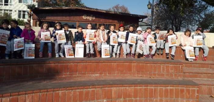 Özel Gençlik Anaokulu ve Özel Gençlik İlkokulu Anasınıfı Öğrencileri Sonbahar Gezintisinde
