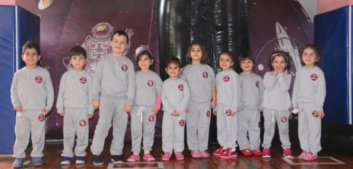 Özel Gençlik Anaokulu,  Özel Gençlik İlkokulu ve Anasınıfı Öğrencileri Uzay Çadırında