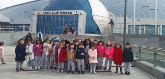 Özel Gençlik Anaokulu ve Gençlik İlkokulu Anasınıfı Bilim Merkezinde