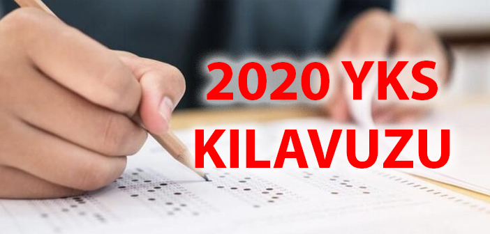 2020 YKS KILAVUZU
